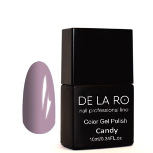 Гель-лак DeLaRo Color Gel Polish- тон Candy 01
