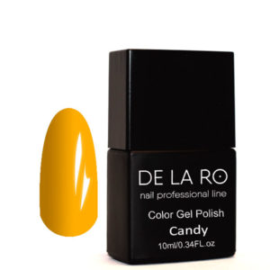 Гель-лак DeLaRo Color Gel Polish- тон Candy 10