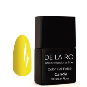 Гель-лак DeLaRo Color Gel Polish- тон Candy 11