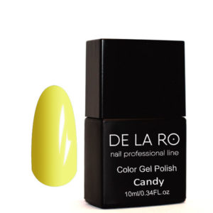 Гель-лак DeLaRo Color Gel Polish- тон Candy 12
