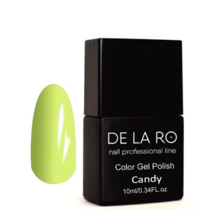 Гель-лак DeLaRo Color Gel Polish- тон Candy 13