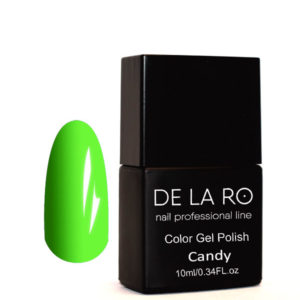 Гель-лак DeLaRo Color Gel Polish- тон Candy 15