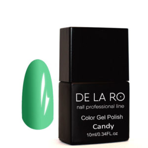 Гель-лак DeLaRo Color Gel Polish- тон Candy 17
