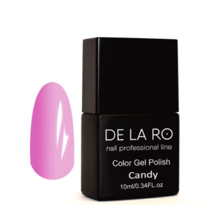 Гель-лак DeLaRo Color Gel Polish- тон Candy 22
