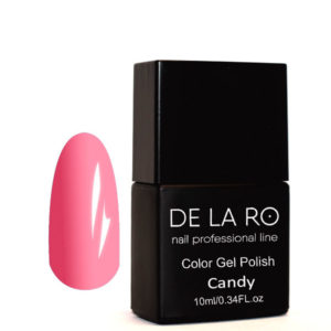 Гель-лак DeLaRo Color Gel Polish- тон Candy 23