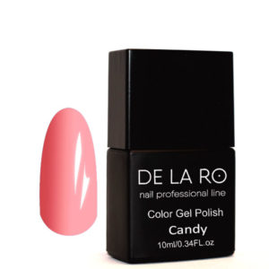 Гель-лак DeLaRo Color Gel Polish- тон Candy 24