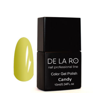 Гель-лак DeLaRo Color Gel Polish- тон Candy 03
