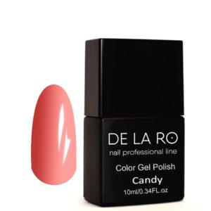 Гель-лак DeLaRo Color Gel Polish- тон Candy 05