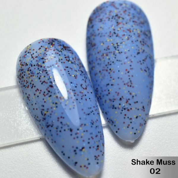 Гель-лак DeLaRo Color Gel Polish- тон Shake Muss 02