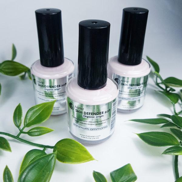 Skin Defender-средство для защиты кутикулы