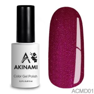 Akinami Color Gel Polish Magic Dance - 01