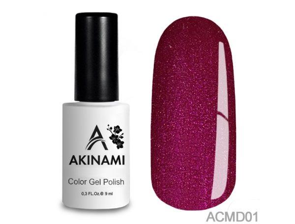Akinami Color Gel Polish Magic Dance - 01