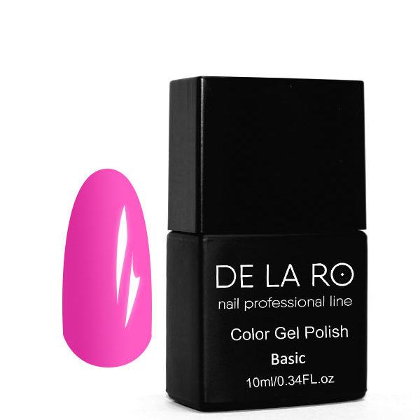 Гель-лак DeLaRo Color Gel Polish - тон BASIC 067