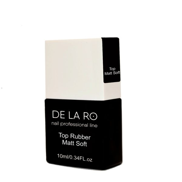 Top Rubber Matt Soft DeLaRo 10 мл