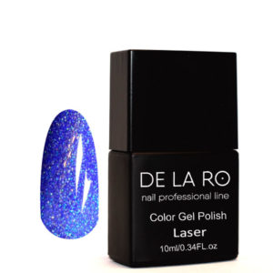 Гель-лак DeLaRo Color Gel Polish-тон Laser 01
