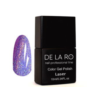 Гель-лак DeLaRo Color Gel Polish-тон Laser 03