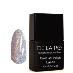 Гель-лак DeLaRo Color Gel Polish-тон Laser 04