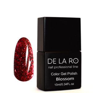 Гель-лак DeLaRo Color Gel Polish- тон Blossom NEW 06