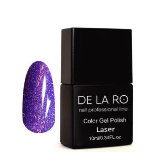 Гель-лак DeLaRo Color Gel Polish-тон Laser 08