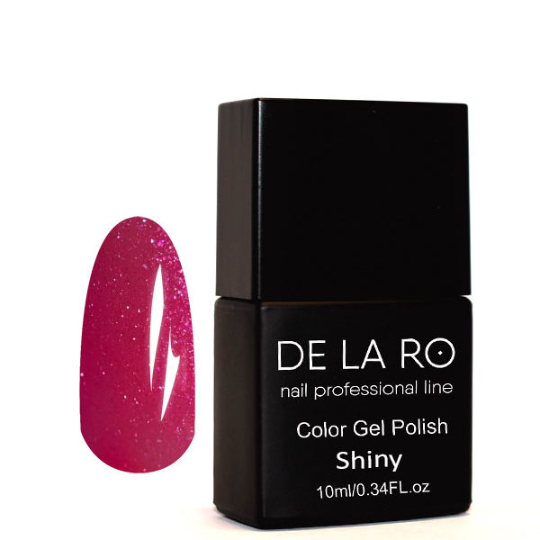 Гель-лак DeLaRo Color Gel Polish- тон Shiny 10