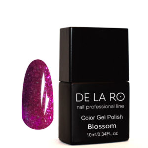 Гель-лак DeLaRo Color Gel Polish- тон Blossom NEW 12