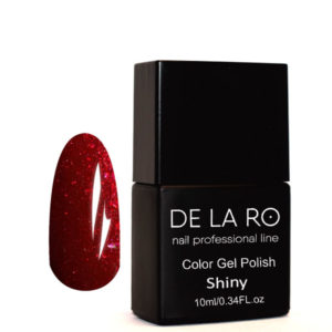 Гель-лак DeLaRo Color Gel Polish- тон Shiny 13