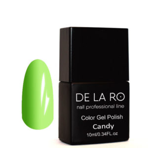 Гель-лак DeLaRo Color Gel Polish- тон Candy 14