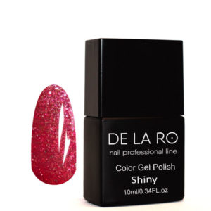 Гель-лак DeLaRo Color Gel Polish- тон Shiny 14
