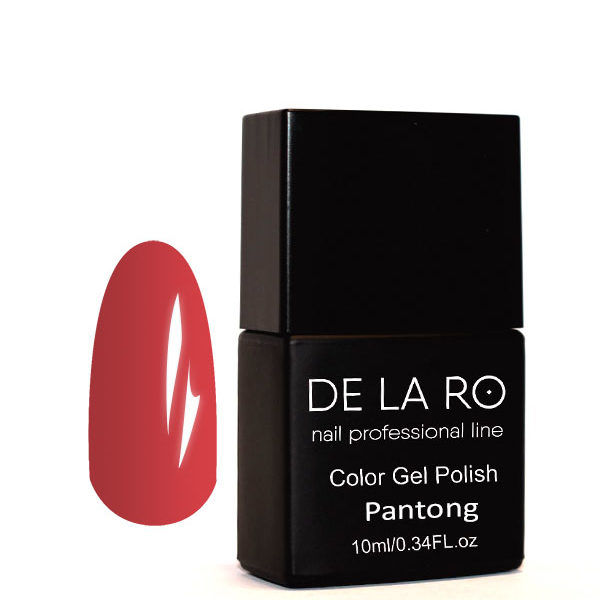 Гель-лак DeLaRo Color Gel Polish-тон Pantong 15