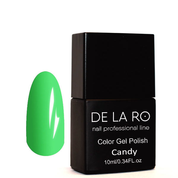 Гель-лак DeLaRo Color Gel Polish- тон Candy 16