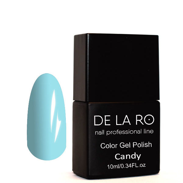 Гель-лак DeLaRo Color Gel Polish- тон Candy 18