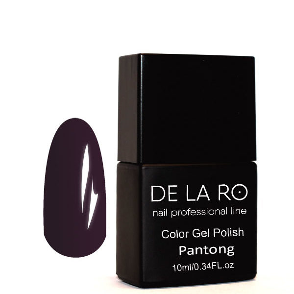 Гель-лак DeLaRo Color Gel Polish-тон Pantong 19