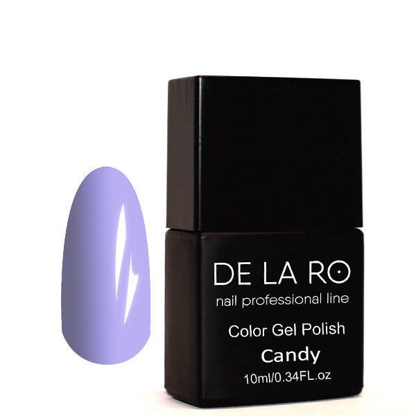 Гель-лак DeLaRo Color Gel Polish- тон Candy 20