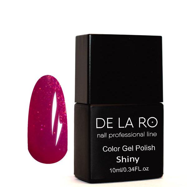 Гель-лак DeLaRo Color Gel Polish- тон Shiny 22