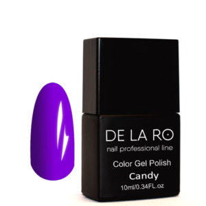 Гель-лак DeLaRo Color Gel Polish- тон Candy 25