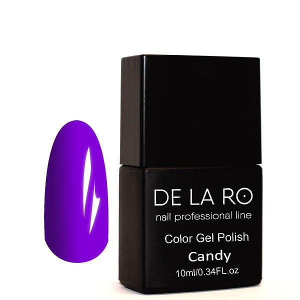 Гель-лак DeLaRo Color Gel Polish- тон Candy 25
