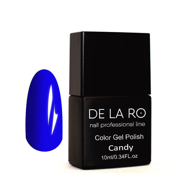 Гель-лак DeLaRo Color Gel Polish- тон Candy 26
