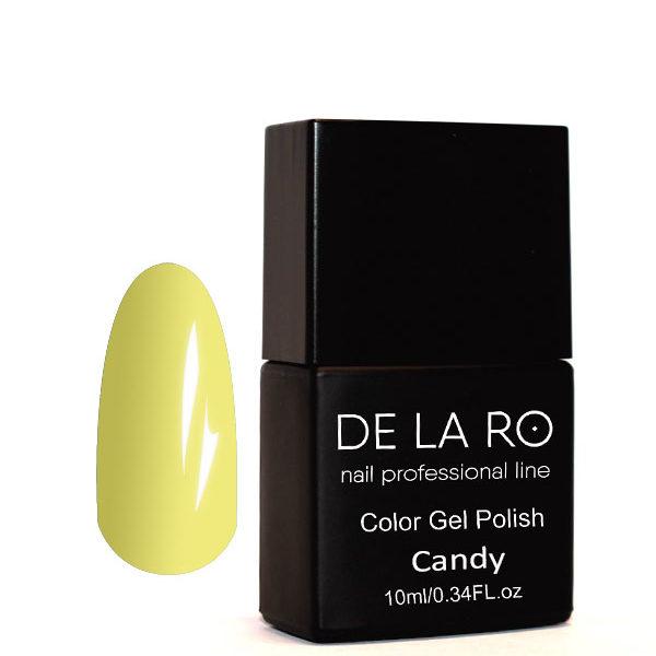 Гель-лак DeLaRo Color Gel Polish- тон Candy 04