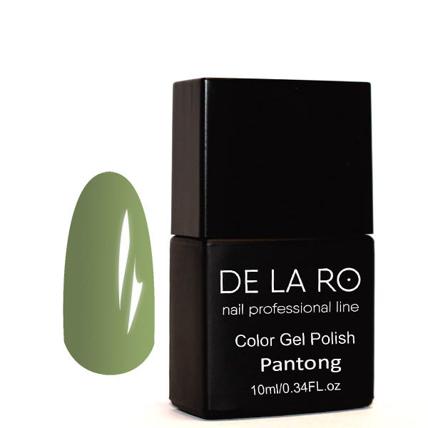 Гель-лак DeLaRo Color Gel Polish-тон Pantong 07