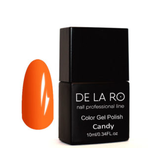 Гель-лак DeLaRo Color Gel Polish- тон Candy 09