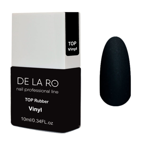 Top Rubber Vinyl DeLaRo 10 мл