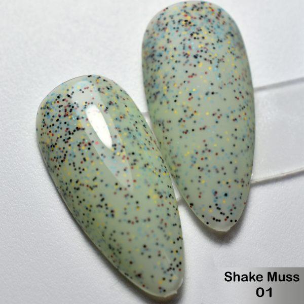 Гель-лак DeLaRo Color Gel Polish- тон Shake Muss 01