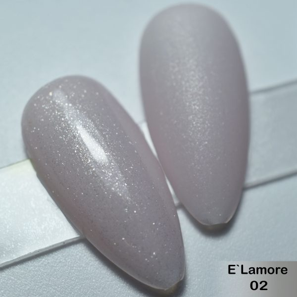 Гель-лак DeLaRo Color Gel Polish- тон E`Lamore 02