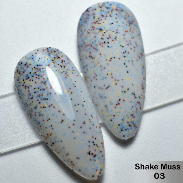 Гель-лак DeLaRo Color Gel Polish- тон Shake Muss 03