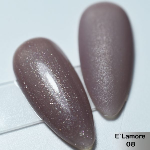 Гель-лак DeLaRo Color Gel Polish- тон E`Lamore 08