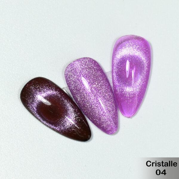 Гель-лак DeLaRo Color Gel Polish- тон Cristalle 04