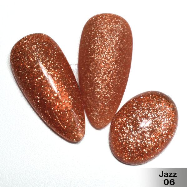 Гель-лак DeLaRo Color Gel Polish- тон Jazz 06