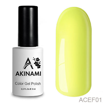 Гель-лак Akinami Exotic fruit 01