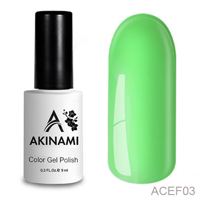 Гель-лак Akinami Exotic fruit 03