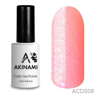 Гель-лак Akinami Delicate Silk 08